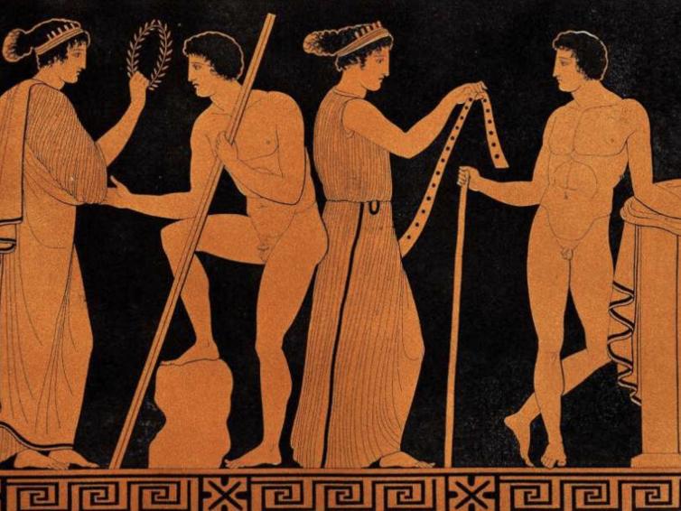 Co podniecało starożytnych Greków